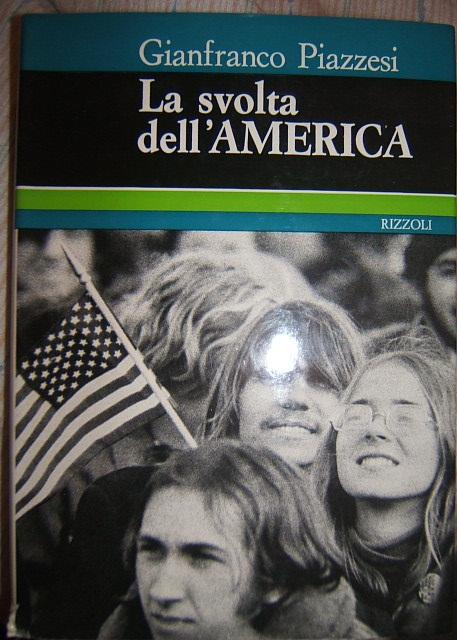 LA SVOLTA DELL'AMERICA