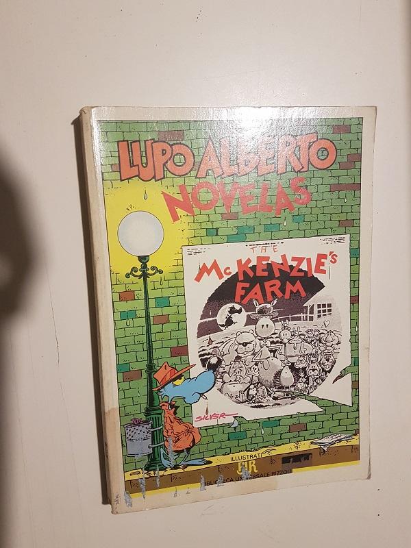 LUPO ALBERTO NOVELAS THE MC KENZIES FARM