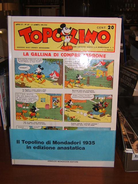 TOPOLINO N? 137. LA GALLINA DI COMPAR CAPRONE.
