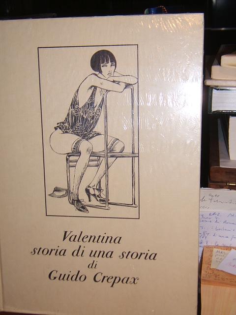 VALENTINA, STORIA DI UNA STORIA.