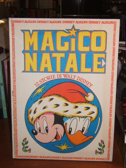 MAGICO NATALE. 12 STORIE DI WALT DISNEY